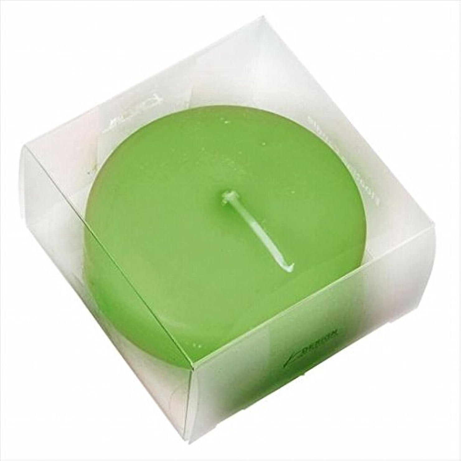 デコラティブ負担フェッチカメヤマキャンドル(kameyama candle) プール80(箱入り) 「 シャトレーゼ 」