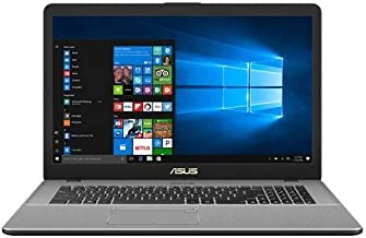 CUK ASUS N705FD VivoBook Pro 17 Thin & Portable Gamer Notebook (Intel i7-8565U, 32GB RAM, 500GB NVMe SSD + 1TB HDD, NVIDIA GeForce GTX 1050 4GB, 17.3