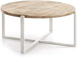 Priti Pick Task Wooden Coffee Table Centre Table