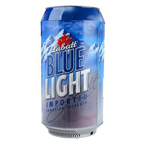 Bequemer und einfacher Lagerung Kühlschrank Getränke Bier Vitrine Kleine Mini-Kühlschrank Drum Cola Eis for Autos und Häuser
