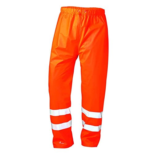 Feldmann Linus Warnschutz - PU - Bundhose, Norway WS ORANGE EN 471/1, EN 343/3 Gr. - 1-2346
