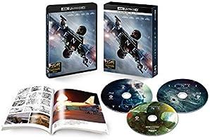 (初回仕様)TENET テネット (4K ULTRA HD&ブルーレイセット)(3枚組/ボーナス・ディスク&ブックレット付)[4K ULTRA HD + Blu-ray]