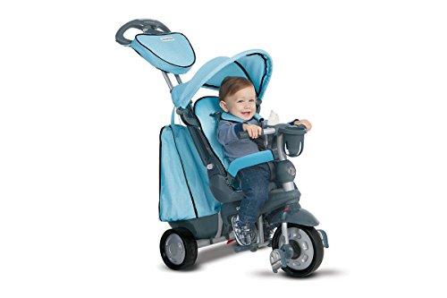 smarTrike 8200400 - Dreiradfahrzeug Explorer, blau