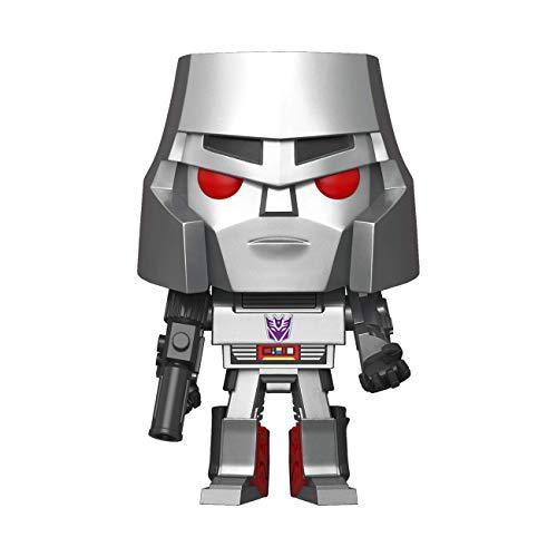 Funko- Pop Transformers Megatron Retro Toys S3 Figura Coleccionable, Multicolor (50967)