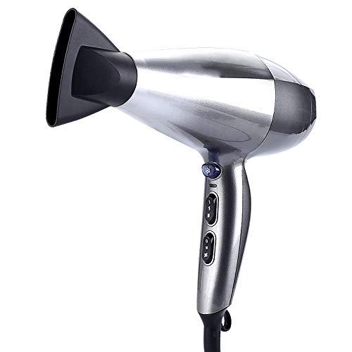 BLWX Haardroger, hoog vermogen, stopcontact, lage straling, haardroger, kapper, met negatieve ionbescherming, stroomproductie, haardroger, 2000 W, hoog vermogen, geen straling, haardroger