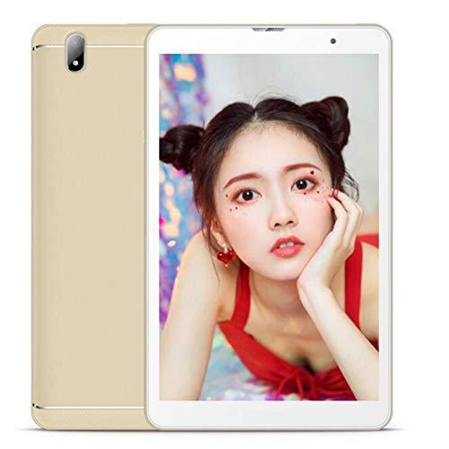 ELLENS Tableta Android de 8 Pulgadas, 5G WiFi, 4GB RAM 64GB ROM, Procesador Octa -Core, WiFi, GPS, Bluetooth, Batería 4000mAh