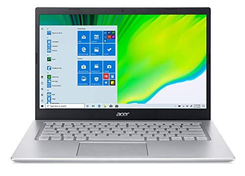 Acer Aspire 5 Intel Core i5 11th Generation 14' - (8 GB/512 GB SSD/Windows 10 Home/Intel Iris Xe...