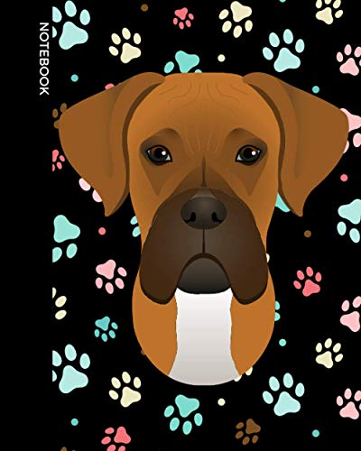Boxer Dog Notebook: Boxer Dog Journal | Lined Notebook