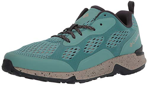 Columbia Women's Vitesse Hiking Shoe, Copper ore/Warm Gold, 9