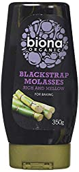 Certified Organic Suitable for vegans Natural by-product of the cane sugar refining process All the nutrients from the sugar and its residue are extracted, leaving you with a rich, sweet molasses Perfect for baking, stirring into porridge and using i...