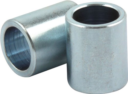 """Allstar Performance ALL18565 1/2"""" to 3/8"""" .562 in. long. Steel Reducer Bushing - Pair"""