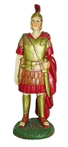 Statuine presepe : Soldato romano con gladio per presepio da cm 12