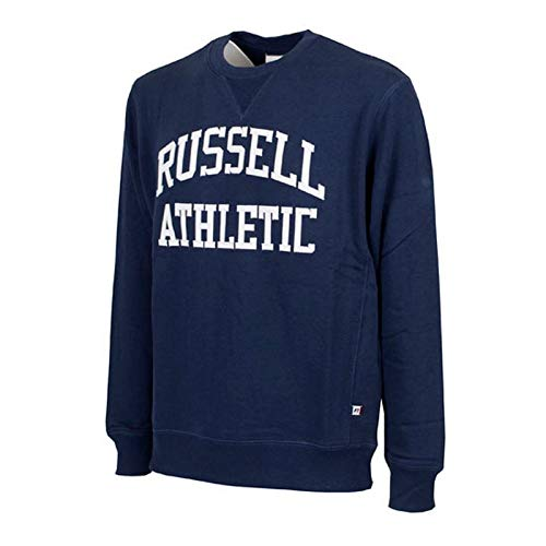 Russell Athletic 698HBM Dri Power/® Felpa Girocollo