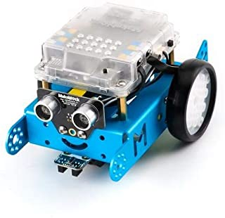 mBot -Educational Robot Kit for Kids Blue(Bluetooth Version)