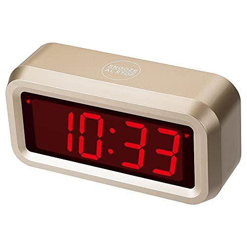 Timegyro Reloj Despertador Digital...