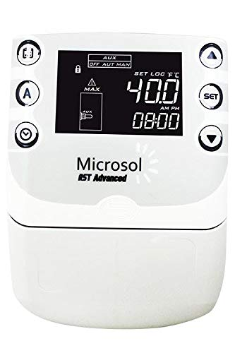 Termostato Digital Microsol Rst Advanced 230vac
