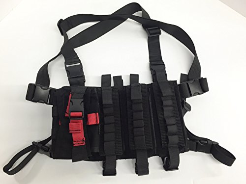 Hi-Tech Custom's Shotgun Rapid Response Mini-Rig Vest (Black)