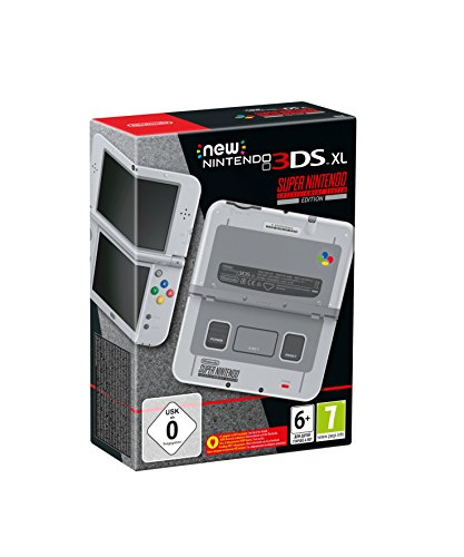 New Nintendo 3DS XL HW SNES Edition