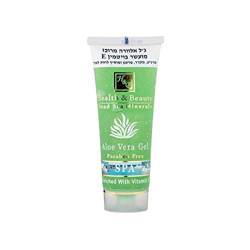 Mer Morte cosmétique - Health and Beauty Dead Sea Minerals - Gel à l'aloe vera - 100 ml