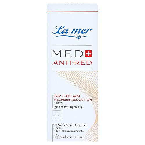 LA MER MED+ Anti-Red Redness Reduction Cream o.P. 30 Milliliter