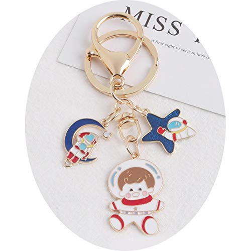 Earphone Case Cartoon Keychain Pendant AirPods for xiaomi AirDots Huawei freebuds Wireless Bluetooth Bag Keyring Accessories