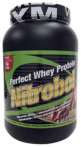 World Gym - PROTEÍNA DE SUERO NITROBOL - Chocolate - 1 kg.