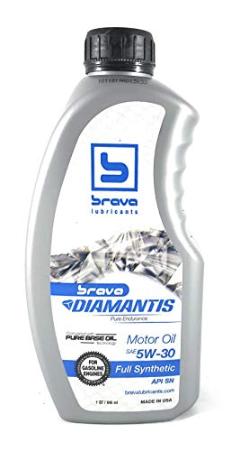 Brava Diamantis Full Synthetic Motor Oil 5W30 (1)