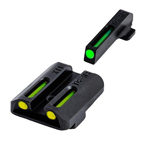 TRUGLO TFO Tritium and Fiber-Optic Handgun Sights for Springfield Pistols