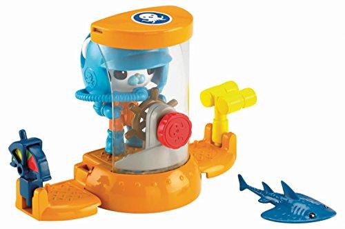 Mattel - Fisher-Price - Octonauts Barnacles' Octopod Steering Deck