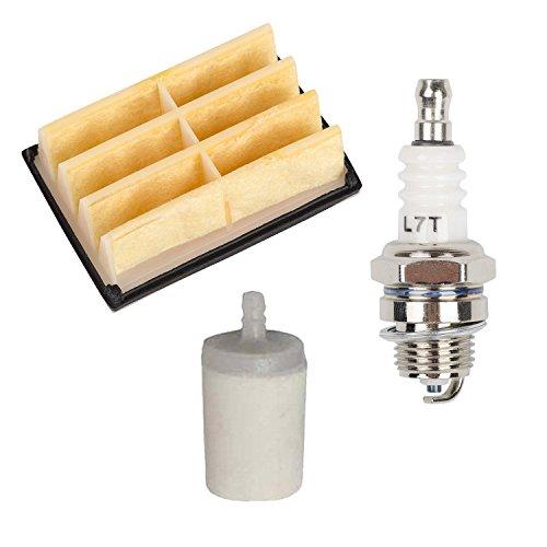 OxoxO 503-443201 - Filtro de combustible para motosierra Husqvarna 268 272 261 262 394