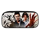 WXDGLL Supernatural Large Capacity Pencil case Office University Large Capacity high Storage Bag Pencil Pouch Storage Box Cosmetic case