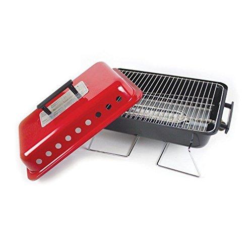 Generic Dyhp-a10-code-6273-class-1-- Valve Unique Brûleur Rner Rouge Noir Unique NGLE L à gaz portable barbecue Inox Chrome Chro Grille de cuisson en acier le gaz–-nv _ 1001006273-hp10-uk