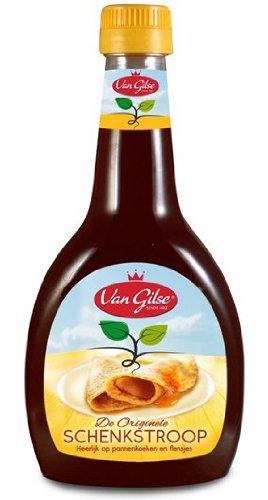 Van Gilse Classic De Originele Schenkstroop / Syrup for Pancakes 2 x 21.1oz / 1.3lbs