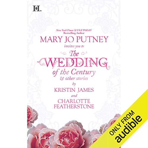 Wedding of the Century & Other Stories audiobook cover art