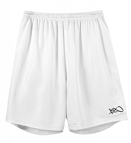 K1X Hardwood Anti Gravity Shorts weiß/schwarz