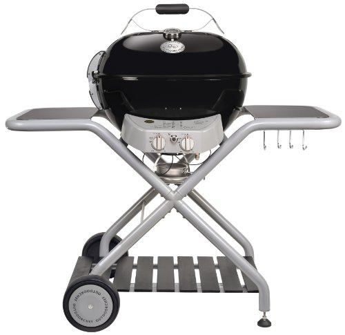 Outdoorchef 18.127.09 - Barbecue a gas Montreux 570, colore: Nero