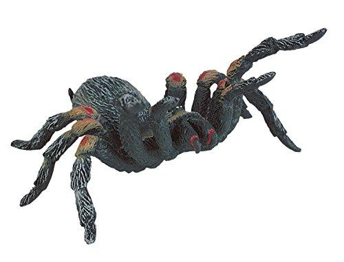 Bullyland 68453-Figura de Juego, tarántula, Aprox. 5,5 cm de Altura, Figura Pintada a Mano, sin PVC, para Que los niños jueguen con imaginación, Color Colorido (68453)