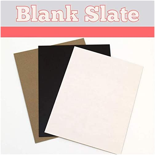 Grafix Medium Weight 12 Inch by 12 Inch Chipboard Sheets, Black 25/Package |