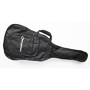 Gitarrentasche Gig Bag + Gitarrengurt (1/2 Kindergitarre, aber nicht Voggenreiter)