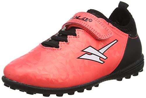 Gola Unisex-Kinder Aka883 Fußballschuhe, Pink (Plasma PINK/Black KB), 29 EU