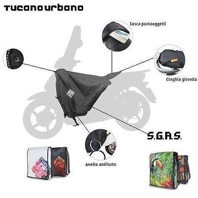 Tucano Urbano Termoscud Saco Manta térmica R180para Yamaha n-MAX 125