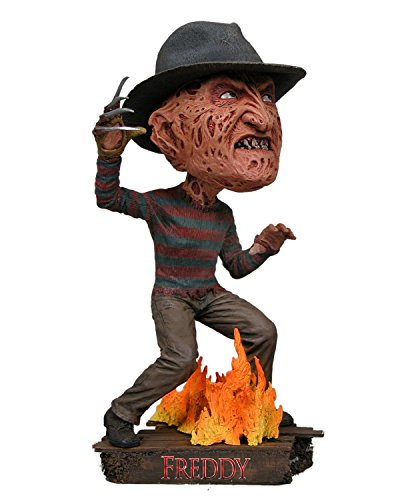 Close Up Nightmare on Elmstreet Head -Knocker Freddy Krueger