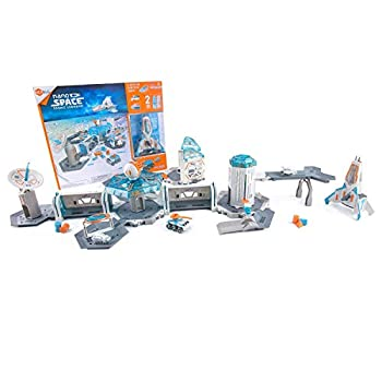 HEXBUG nano Space Cosmic Command - Pretend Playset - Toy for Kids Ages 3 and Up- Multicolor