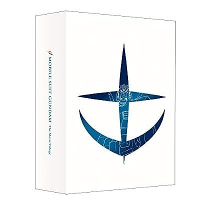 機動戦士ガンダム劇場版三部作 4KリマスターBOX(4K ULTRA HD Blu-ray&Blu-ray Disc 6枚組) (特装限定版)