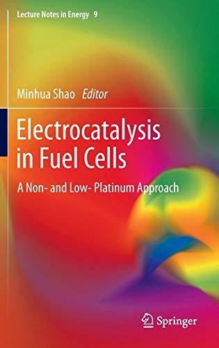 Electrocatalysis in Fuel Cells: A Non- and Low- Platinum Approach (Lecture Notes in Energy (9), Band 9)