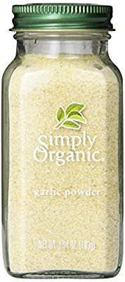 Simply Organic Ground Garlic