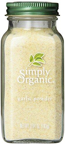 Simply Organic Garlic Powder Certified...