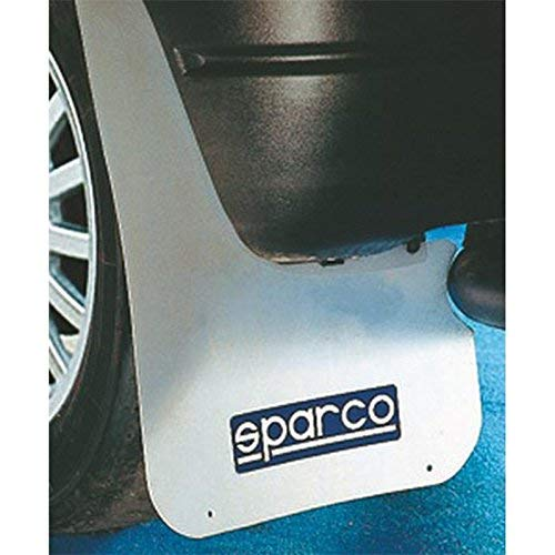 Sparco SP03791 Faldillas, Blanco