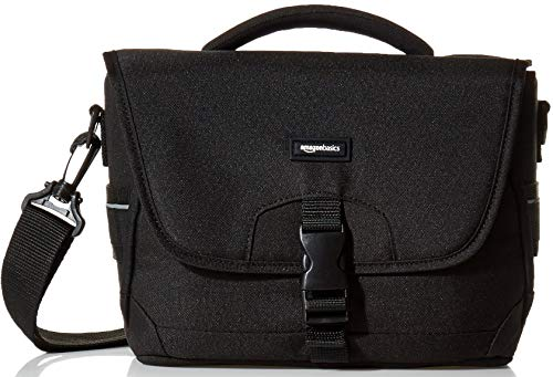 AMAZONBASICS Medium Dslr Camera Gadget Bag