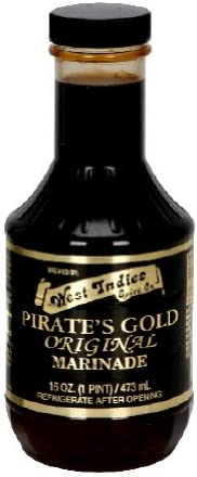 Max 57% OFF Pirates Gold Marinade Mtn 16 Pack of Selling OZ 6